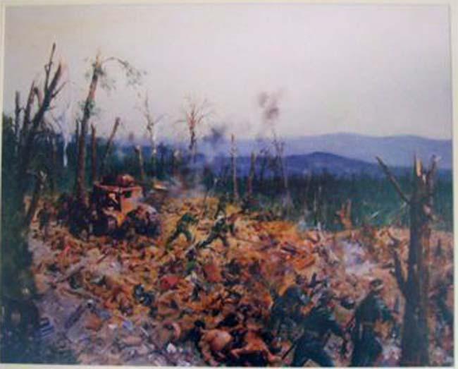 1/8th Bn Kohima 1944