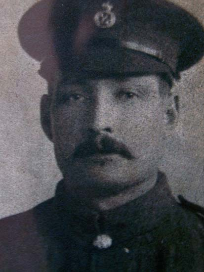 48934 Pte Francis Taylor - PteFTaylor